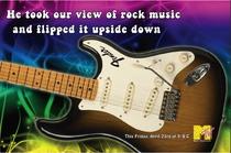 Hendrix ad cv