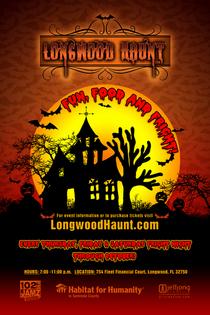 Poster online halloween habitat cv