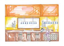 Juice bar cafe fitness cv