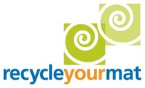 Recycle your mat logo cv