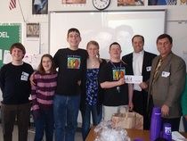 Best buddies sponsorship 2010 cv