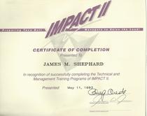 Impact cv