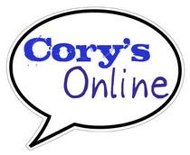 Cory s online brand logo cv
