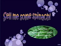 Spinach pic cv