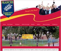 Franche primary school cv