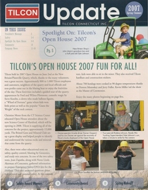 Tilcon employee newsletter cv
