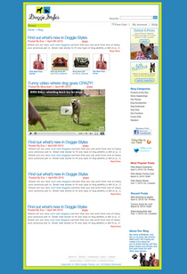 Doggiestyle blog working6 cv