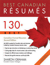 Best canadian resumes cv