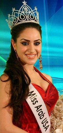 Miss arab cv