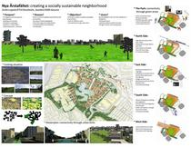 Nya %c3%85rstaf%c3%a4ltet  creating a socially sustainable neighborhood 2008 cv