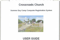 Crossroads church user guide cv
