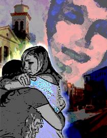 Katie hugging 1 cv