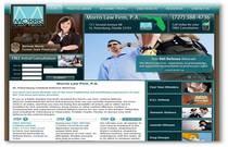 Morris law firm web site cv