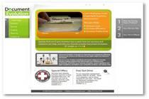 Document evolution web site cv