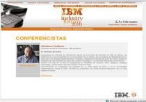 Ibm cv