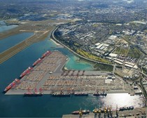 Port botany expansion pic cv