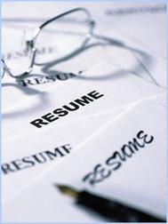 Resume logo cv