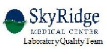 Skyridge lab quality team cv
