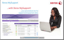 Xerox my support cv