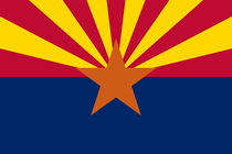Arizona flag cv