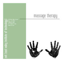 Massage therapy cv