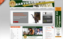 Marygrovewebsite cv