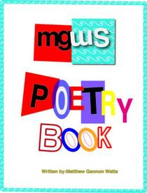 Poetry book cover 1 cv