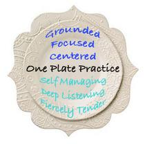 One plate practice cv