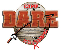Camp dare logo cv