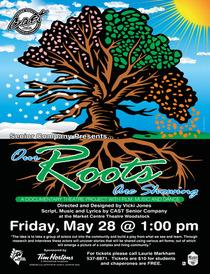 Cast roots cv