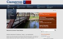 Site cameron cv