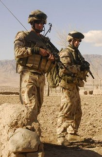 Soldiers cv