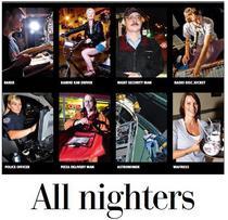 All nighters cv