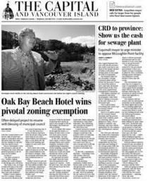 Oak bay beach crop cv