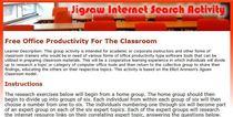 Jigsaw cv