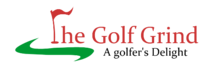 The golf grind logo cv