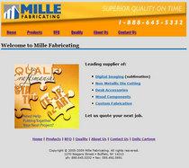 Milleweb cv