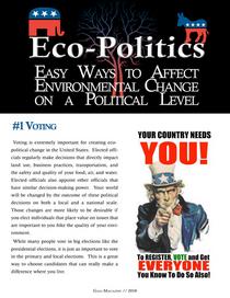 Ecopolitics cv