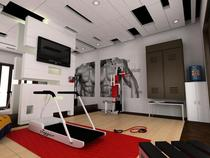 Tochip gym. interior  1 cv