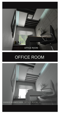 Room ceiling focus cv