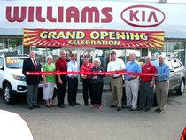 Kia grand opening picture cv