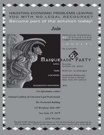 Masquerade leaflet front1 cv