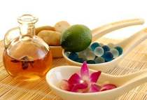 Ingredients for aroma therapy cv