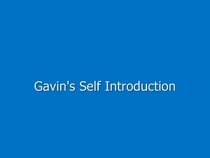 Self intro cover cv