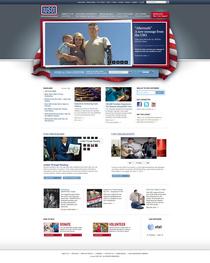 Uso home page cv