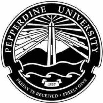 Pepperdine official seal cv