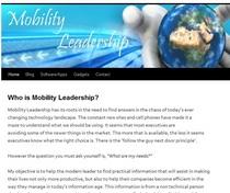 Mobility v2 cv