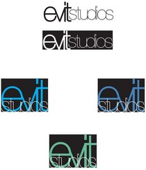 Evit studios logos 1 cv