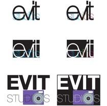 Evit studios logos 2 cv