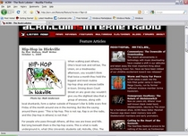 Acrn hiphop in hickville feature cv